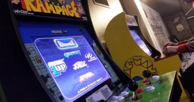 Retro arcade machines added to the CSU Bullpen