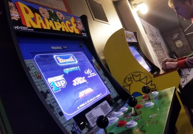 Retro arcade machines added to the CSU Bullpen