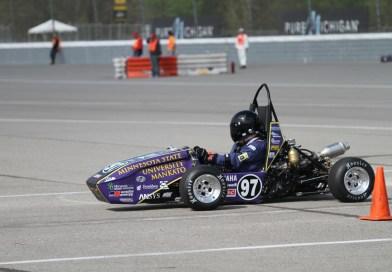 Formula SAE team preps for racing competition