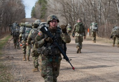 ROTC sends cadets to Camp Ripley for training