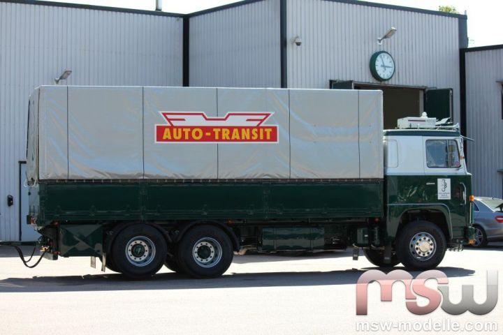 Scania Curtainsider Trailers 1 Serie Motorwagen Mit Jonsson Tekno 64015 50