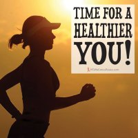 Time for a Healthier You!
