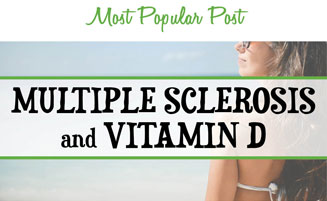 Most Popular Post: Vitamin D