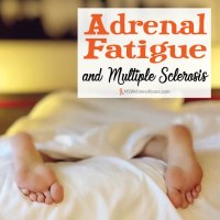 Adrenal Fatigue and MS
