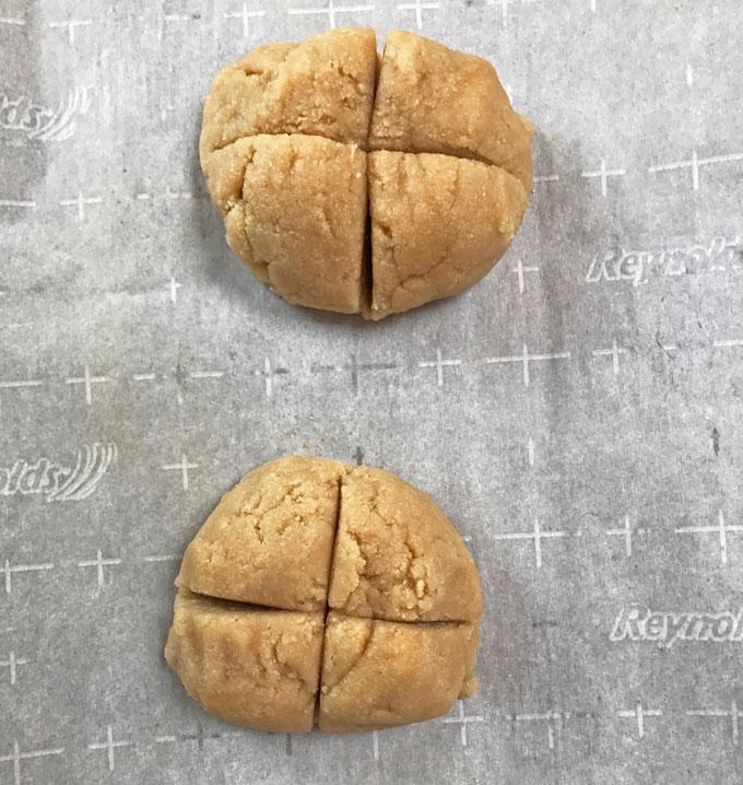 Paleo Orange Chocolate Cookies