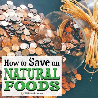 How to Save on Natural Foods