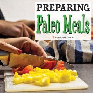 Preparing Paleo Meals
