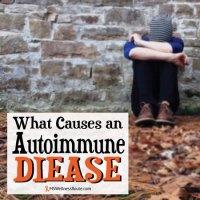 What causes an autoimmune disease?