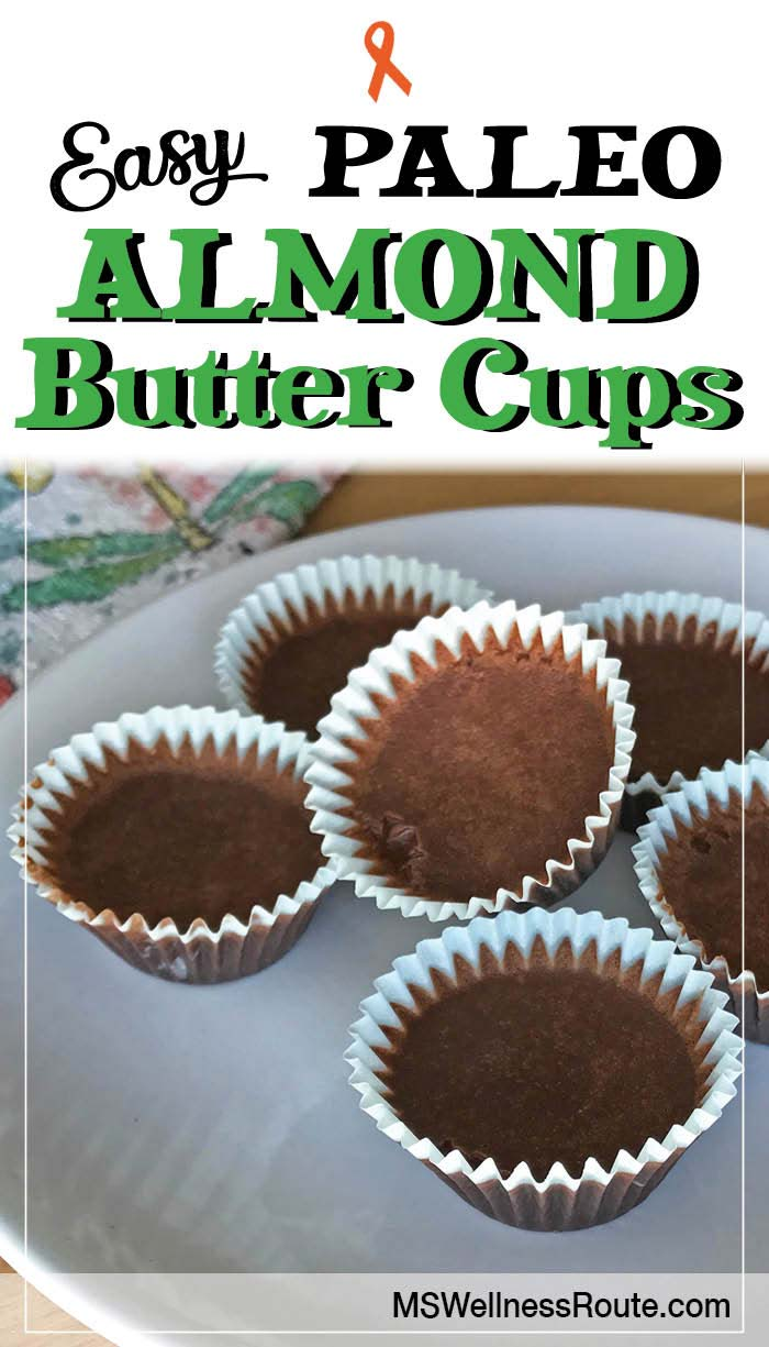 These Paleo almond butter cups are very easy to make. They are so delicious they won't last long!