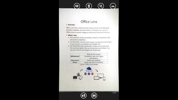 Microsoft Office Lens Demo 2