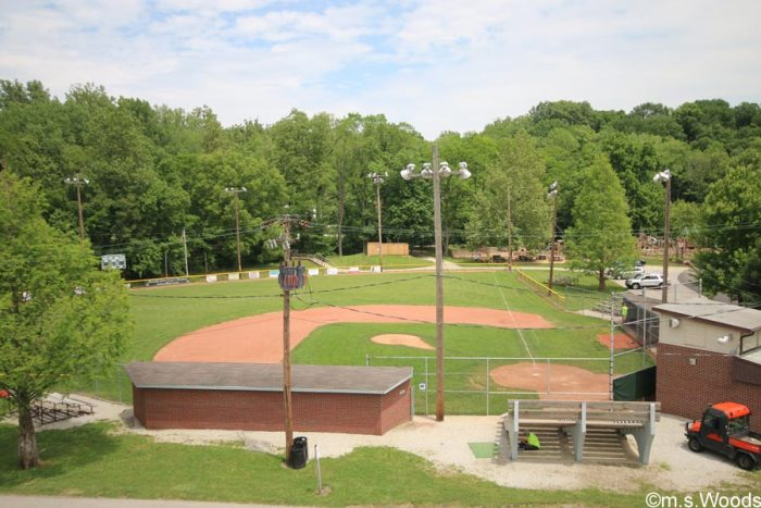 baseball-diamond-at-ellis-park-danville-indiana