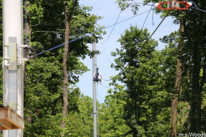 passengers-on-soaring-eagle-zip-line-mooresville