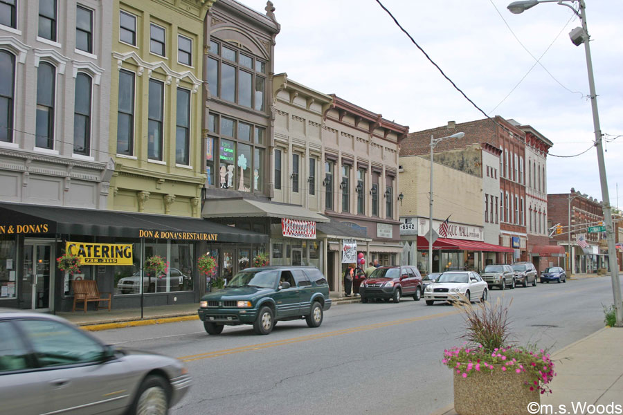 Information About Franklin Indiana