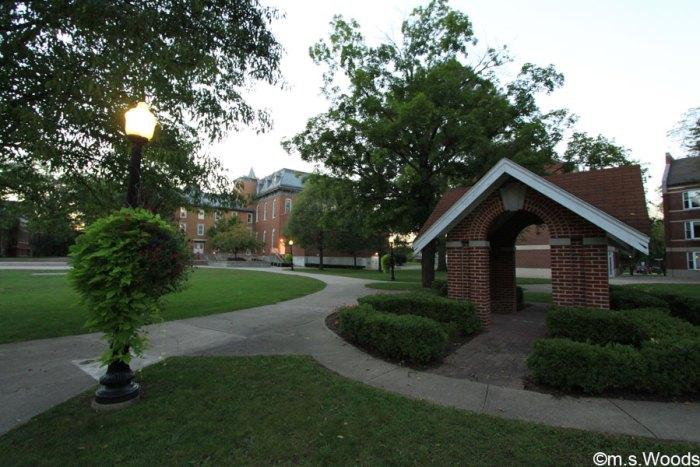 franklin-college-campus