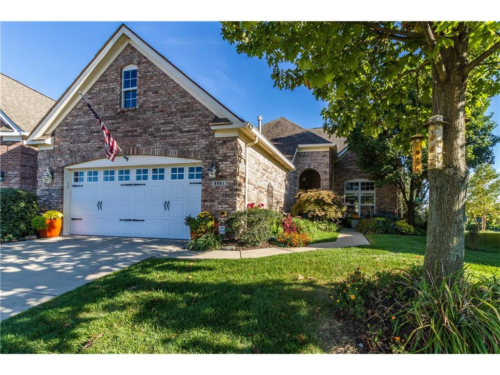 8961  Crystal Lake  Drive, Indianapolis, IN 46240