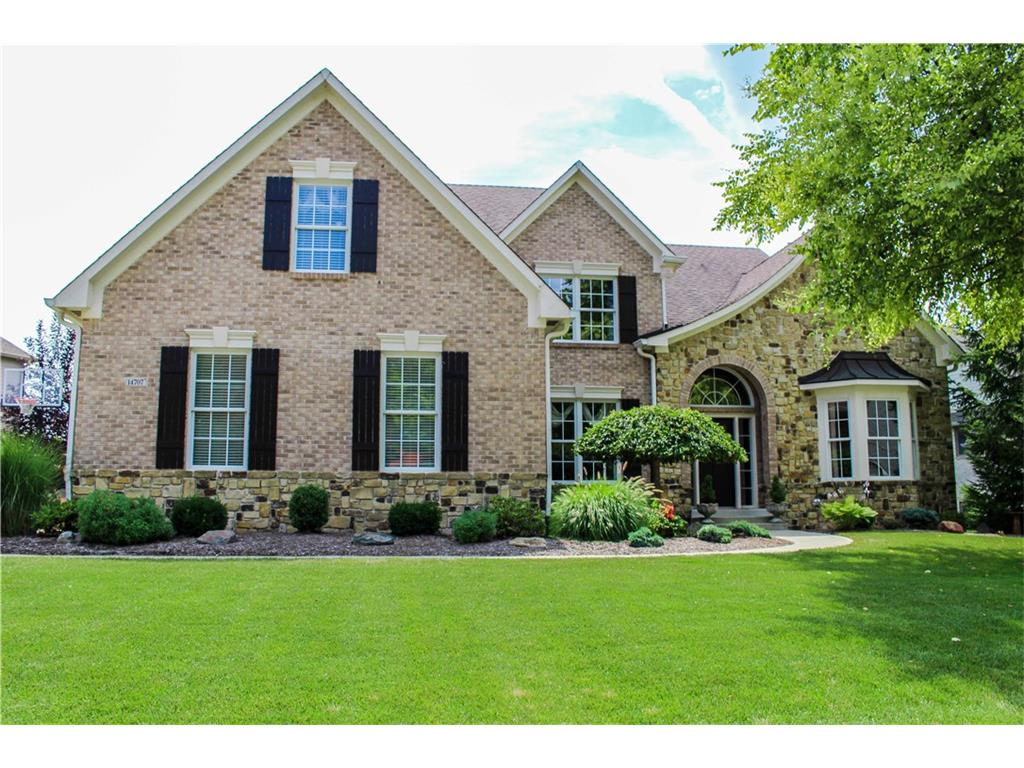 14707  Thor Run  Drive, Fishers, IN 46040