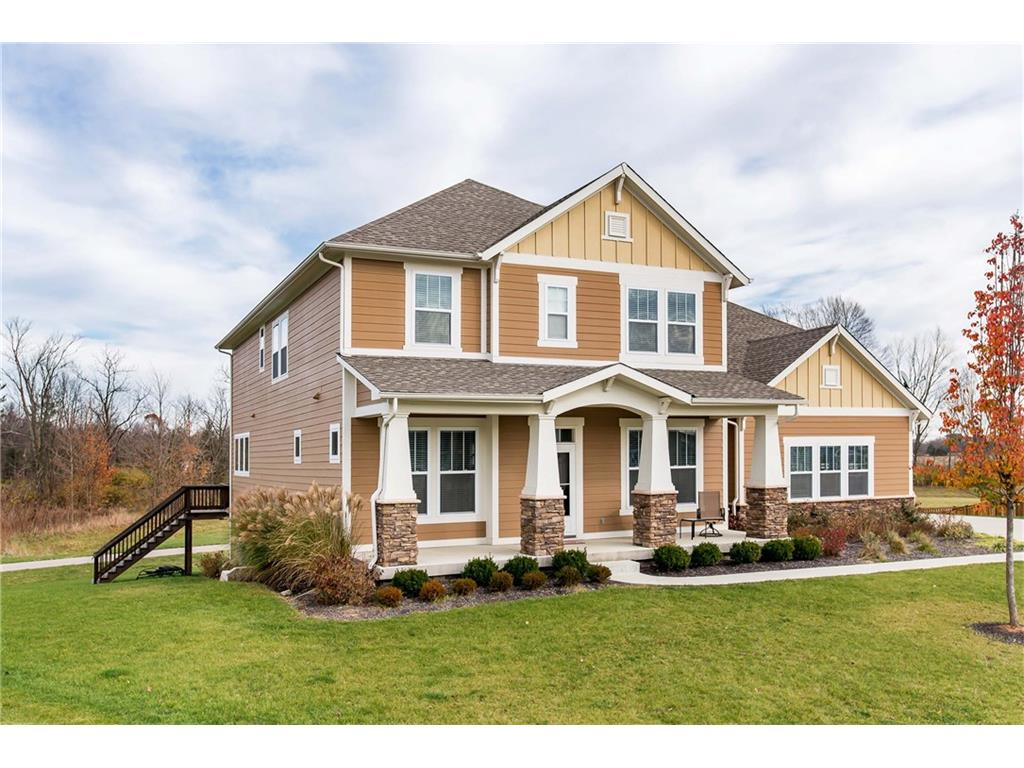 3519  Old Quarry  Drive, Zionsville, IN 46077