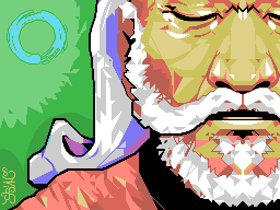 Pixel Art - Thus I Have Heard
