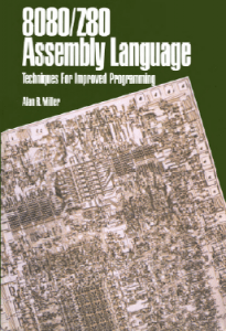 8080/Z80 Assembly Language - Portada
