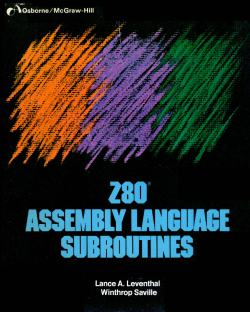 Z80 Assembly Language Subroutines