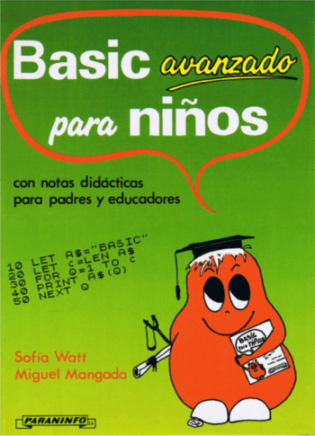 BASIC avanzado para niños - Portada