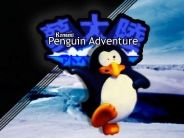 Penguin Adventure - JoseR