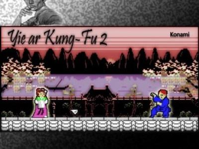 Yie Ar Kung Fu 2 (JoseR)