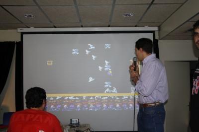 k0ga hablando sobre Gauntlet para MSX2