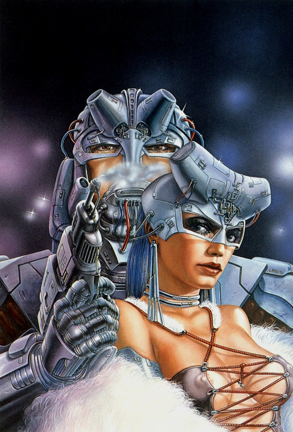 Game Over (Luis Royo)