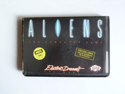 Aliens - Carátula