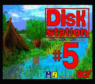 BCF Disk Station #5 (BCF, 1991)