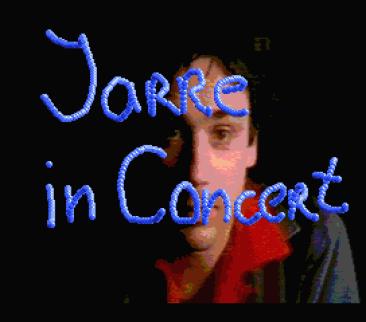 Jarre in Concert