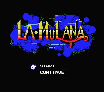 La-Mulana mockup (Pepe Vila, 2013)