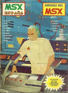 Amigos del MSX #3