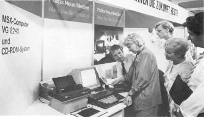 Philips VG-8240