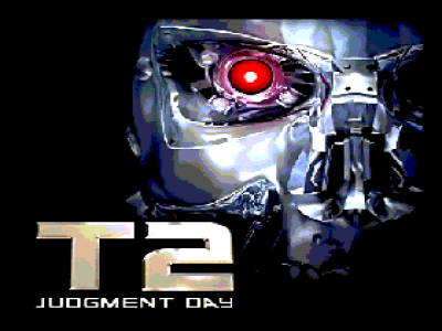 Terminator 2 demo (msxlegend, 2013)