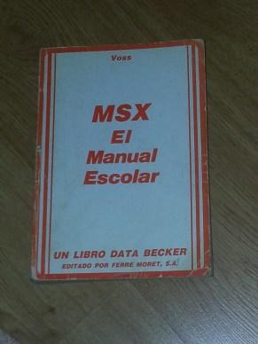 MSX - El Manual Escolar