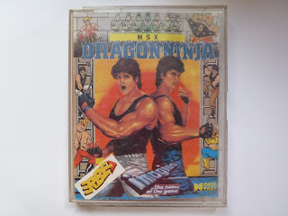 Dragon Ninja (Imagine Software, 1988)