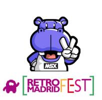 Kaba y logo de RetroMadrid FEST 2010