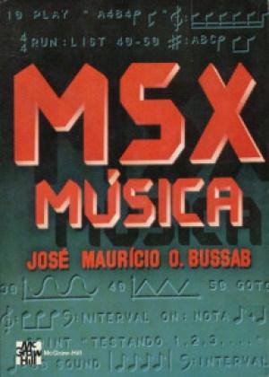 Portada MSX Música