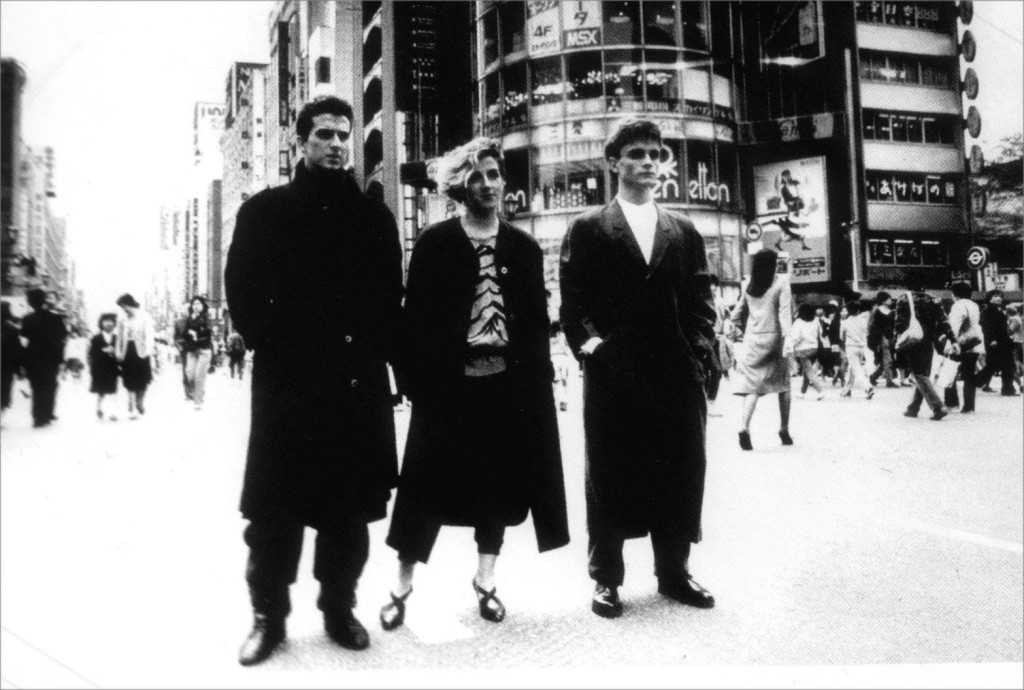 """Grupo musical """"Mecano"""" en Tokio"""