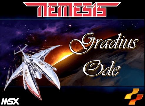 Gradius Ode