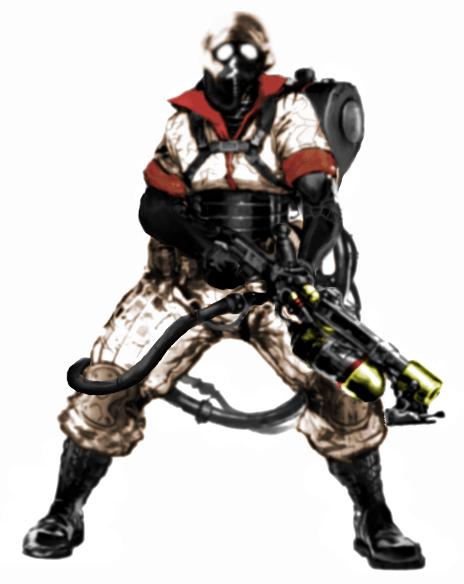 Prueba de concepto para Firetrooper