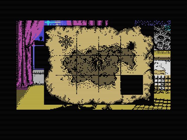 Primera fase: El maldito mapa...