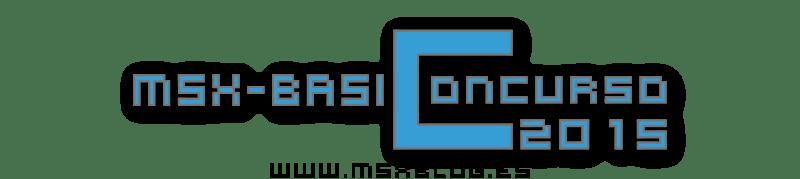Logo Concurso MSX-BASIC 2015