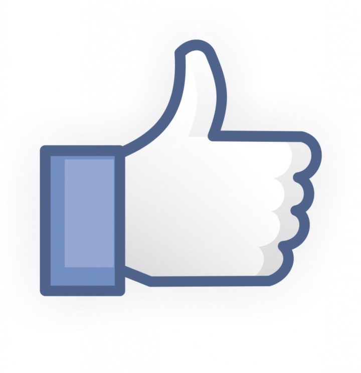Icono Me Gusta facebook