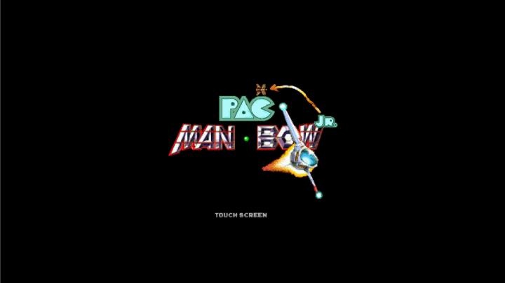 Pac Man Bow Jr.