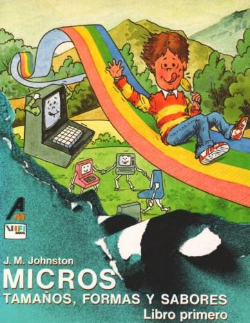 Micros - Libro primero - Tamaños, formas y sabores