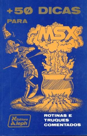 +50 Dicas para MSX