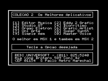 Colecao 2 - Os Melhores Aplicativos (Redi Universoft) (1)
